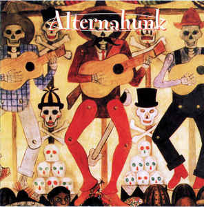 Alternahunk CD Cover, 1996